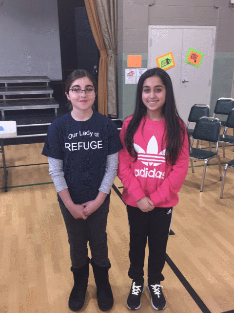 2017-2018 Spelling Bee