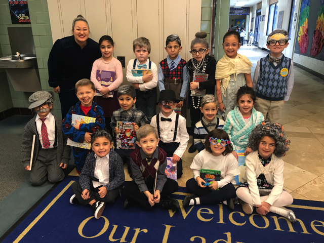 Kinder 100th Day 2019