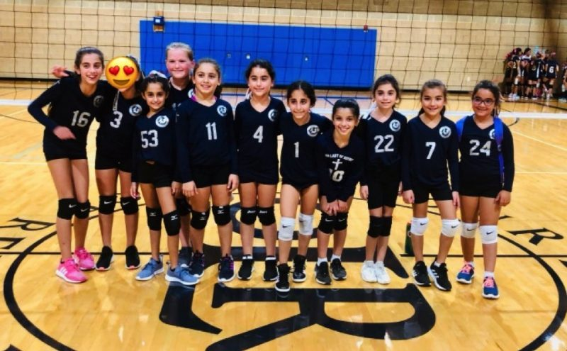 OLR Volleyball 2019