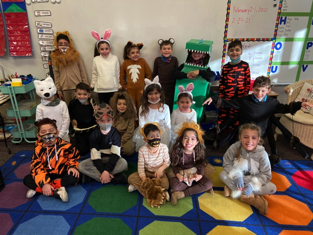 First Grade Animals